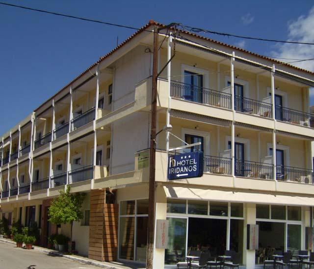 ΞΕΝΟΔΟΧΕΙΟ IRIDANOS HOTEL ΑΝΤΙΚΥΡΑ ΒΟΙΩΤΙΑ